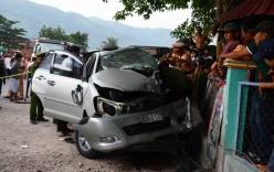 Vụ xe ô tô đi đám tang gặp tai nạn, 3 người chết: Xác định nguyên nhân