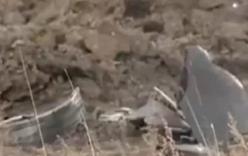 UFO phát nổ, tạo cột khói khổng lồ trên bầu trời Nga
