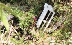 Xe tải lao xuống vực sâu 60m, mẹ tử vong tại chỗ, con trai 3 tuổi thoát chết