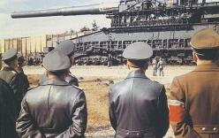 """Siêu pháo khủng nhất thế giới của Hitler chỉ là """"thảm họa"""" vũ khí"""