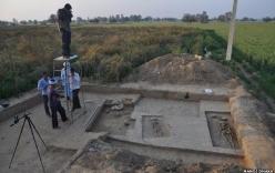 Ấn Độ: Tìm ra 4 bộ xương người cổ đại 5000 năm tuổi