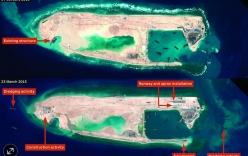 Bằng chứng cho thấy Trung Quốc xây dựng đường băng ở Trường Sa