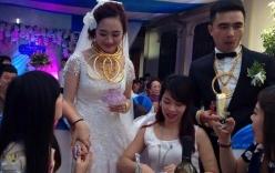 Thiếu gia Hà Tĩnh gây sốc với đám cưới vàng trĩu cổ