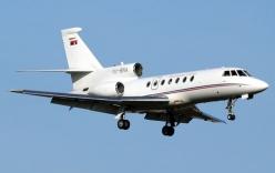Máy bay chở Tổng thống Serbia mất độ cao, hành khách bị hất tung trong khoang