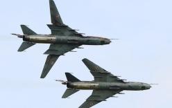 Máy bay Su-22 rơi ở Bình Thuận: Tìm thấy ống phóng tên lửa