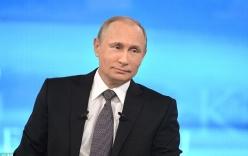 Trẻ hóa khiến Tổng thống Putin dính tin đồn phẫu thuật thẩm mỹ
