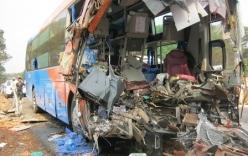 Hiện trường vụ tai nạn giao thông, 17 người thương vong tại Đắk Lắk