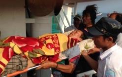 Tàu cá Việt Nam bị tàu lạ đâm ở Hoàng Sa, 1 người bị thương