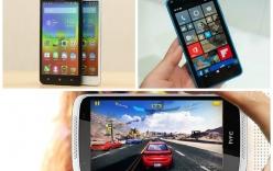 Top 3 smartphone tầm trung hấp dẫn giá 3 triệu đồng