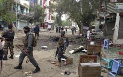 IS đánh bom tự sát 33 người chết, 100 người thương vong