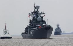 Trung Quốc, Nga quyết tâm nâng cấp tập trận hải quân chung