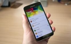 Samsung Galaxy S5 chính hãng bất ngờ giảm giá sốc