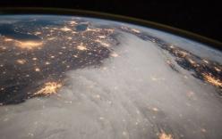 NASA tiết lộ những bức ảnh tuyệt đẹp của Trái Đất
