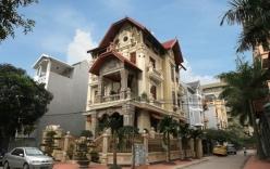 Top 3 biệt thự khủng bậc nhất đất Hà Thành