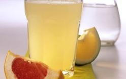 Nước ép giúp giảm cân nhanh trong mùa hè