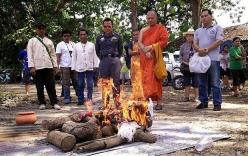 Cảnh sát Thái Lan phát hiện nhiều túi đựng thi thể người