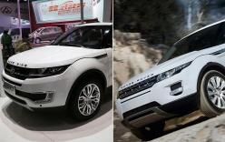 Xe ô tô Trung Quốc và những model nhái nổi tiếng thế giới