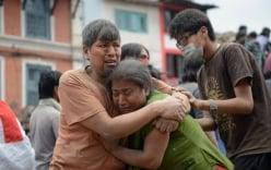 Nạn nhân thiệt mạng do động đất ở Nepal đã lên tới hơn 1.900 người