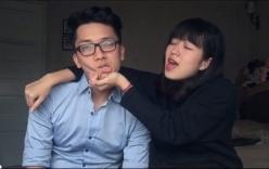 Clip cover độc đáo của em gái MC Diệp Chi và bạn trai