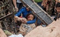 Động đất Nepal: Hơn 3.200 người chết, người dân tiếp tục hoảng loạn vì dư chấn