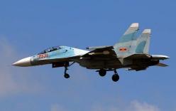 Video: Su-30MK2 của Không quân Việt Nam nhào lộn trên không