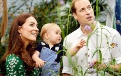 """""""Công chúa bé"""" của nước Anh chào đời"""