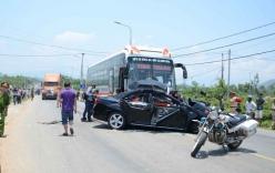 Vụ tai nạn thảm khốc ở Đà Nẵng: Xe khách chạy tốc độ bao nhiêu?