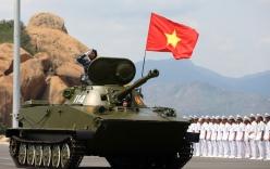 Chiêm ngưỡng dàn vũ khí hiện đại trên bộ của Hải quân Việt Nam