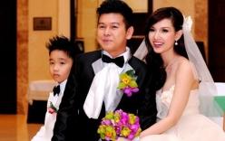 Góc khuất cuộc sống hôn nhân trong nhà chồng đại gia của MC Quỳnh Chi