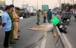 Tai nạn giao thông, hai vợ chồng bị ô tô cán chết tại chỗ
