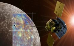 Tàu NASA đâm vào sao Thủy để kết thúc sứ mệnh