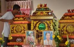 Vụ 3 mẹ con chết thảm ở Đồng Tháp: Cha già khóc nghẹn, chồng ngất lịm