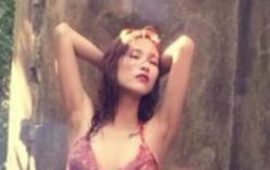 Choáng váng hot girl Việt mặc bikini từ thịt bò sống