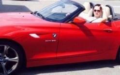 Lộ dàn siêu xe đắt tiền của chồng tin đồn người mẫu Trang Trần