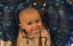 Video: Bé 10 tháng có khả năng thể hiện cảm xúc theo tiếng hát của mẹ