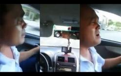 Video: Tài xế Taxi Đài Loan nghêu ngao hát Dĩ vãng cuộc tình của Tuấn Hưng