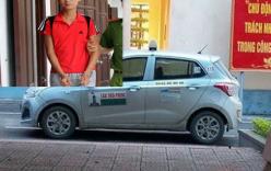 Trộm taxi từ Hà Nội chạy vào Hà Tĩnh để… thăm bạn gái