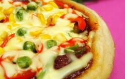 Cách làm Pizza không cần lò nướng cực đơn giản
