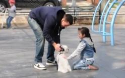 Bài học nhắc nhở phụ huynh dạy con cảnh giác với người lạ