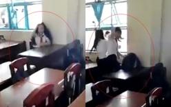 Nữ sinh bị bạn đánh hội đồng: Vì sao chỉ biết ngồi im chịu đòn?