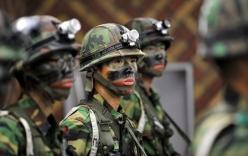 Binh sĩ Hàn Quốc xả súng vào đồng đội rồi tự sát