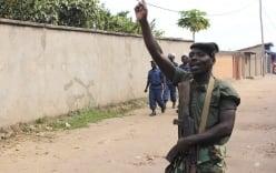 127 phụ nữ bị các tay súng hãm hiếp tại một thị trấn miền đông Congo