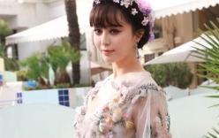 Đứng hình trước nhan sắc của Phạm Băng Băng trên thảm đỏ Cannes