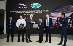 Hà Nội :Khai trương showroom Jaguar Land Rover, ra mắt Discovery Sport 2015