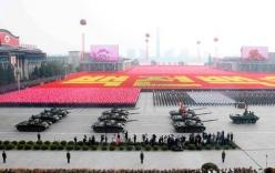 Kim Jong-un sẽ khoe giàn vũ khí mới trong lễ diễu binh khủng