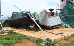 Mưa đá kèm lốc xoáy gây thiệt hai nặng ở Đắk Nông