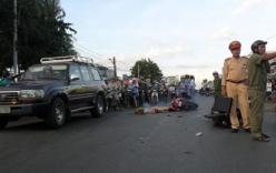 Nữ sinh lớp 12 bị ô tô cán chết