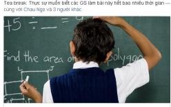 Bài toán lớp 3 làm náo loạn dư luận: Sở Giáo dục Lâm Đồng lên tiếng