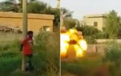 Video: IS phóng hỏa tiễn xử tử người chống đối