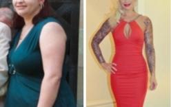 Người phụ nữ lột xác với thân hình quyến rũ sau khi giảm 40kg